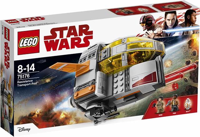Oficjalne zdjęcia zestawów Lego Star Wars The Last Jedi  9