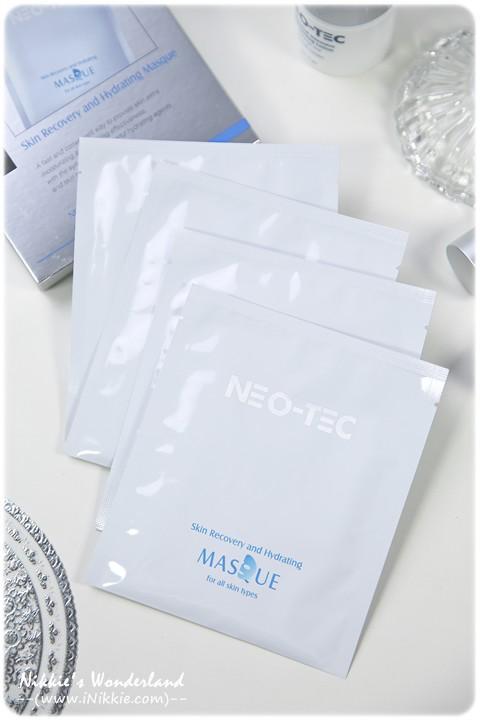 妮傲絲翠NEO-TEC 高效水嫩修護面膜