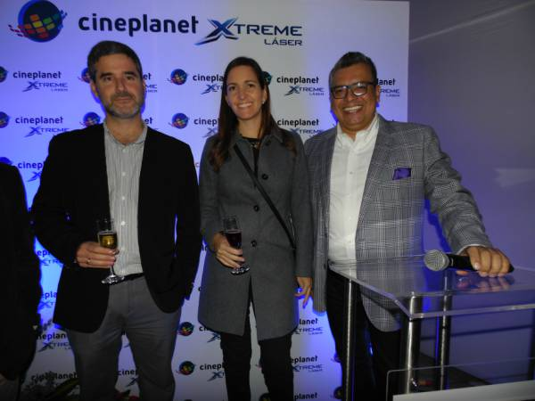 Cineplanet presenta su nuevo complejo en Villa El Salvador