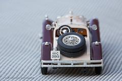 Mercedes-Benz Oldtimer Modell