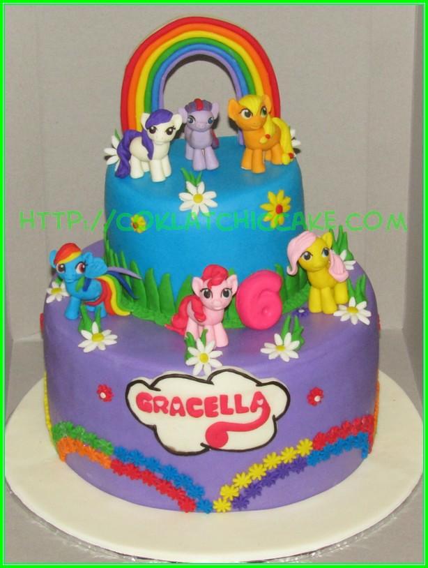 cake mlp gracella