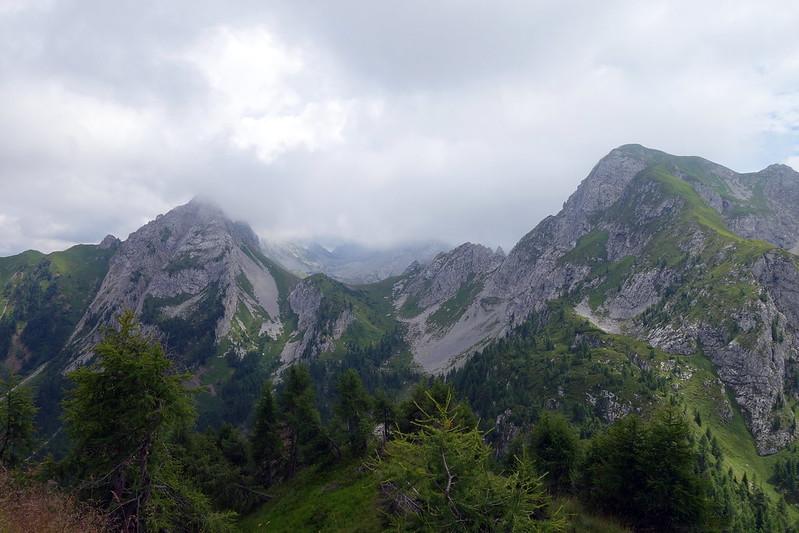Val Larga, La Sella, Col Rosolo