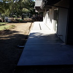 Custom Backyard Concrete In Davis