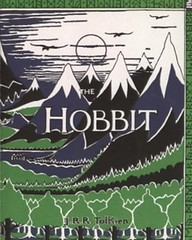 In a hole in the ground there lived a hobbit. Not a nasty, dirty, wet hole, filled with the ends of worms and an oozy smell, nor yet a dry, bare, sandy hole with nothing in it to sit down on or to eat: it was a hobbit-hole, and that means comfort.  J.R.R.