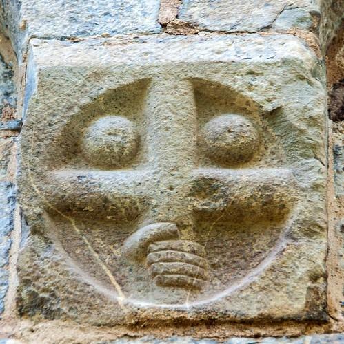 Monastère Saint-Adrien de Sasabe (Aragon/Espagne)