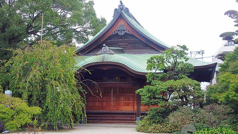 Temples Shrines Fukuoka Kyushu Island