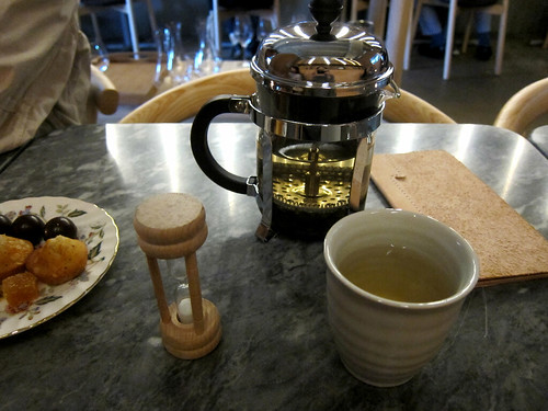 Tea with Timer