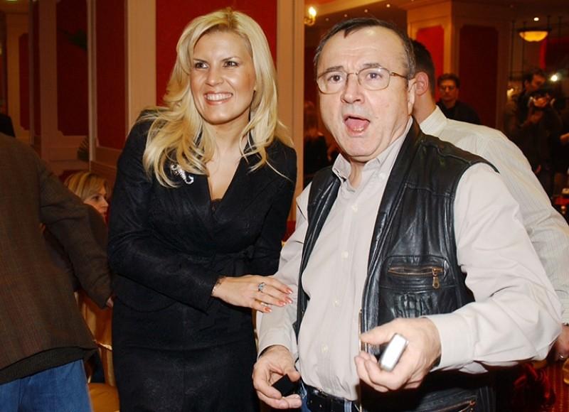 Elena Udrea si Ion Cristoiu