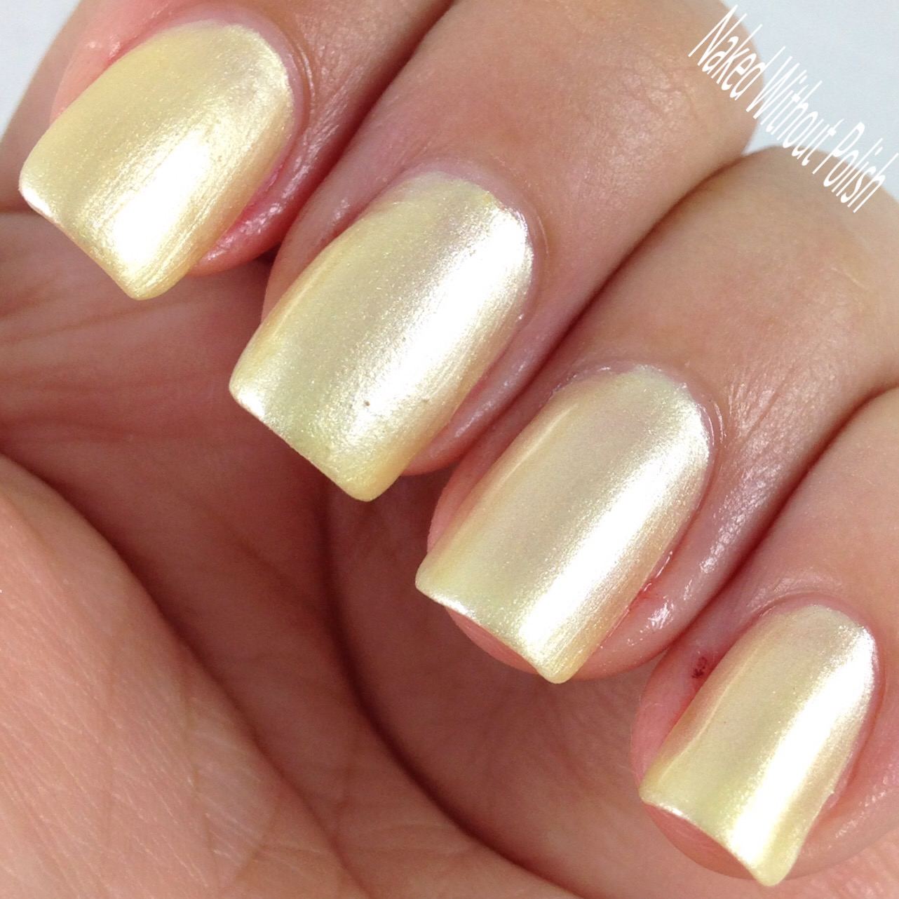 My-Stunning-Nails-Lemon-Macaroon-7