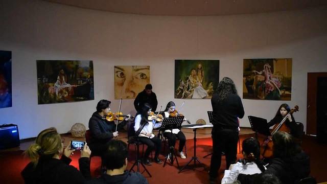 Presentaciones talleres artísticos 2017