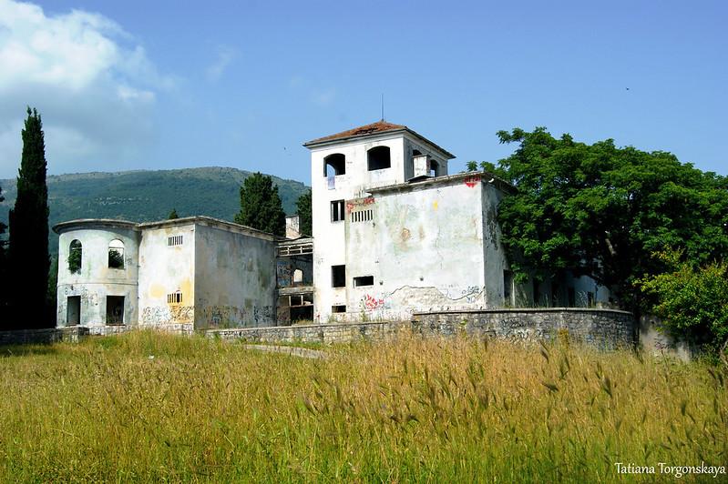 Резиденция Бизанти