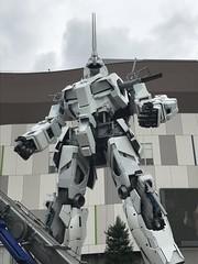 Gundam Unicorn Real Life Size - Assemble