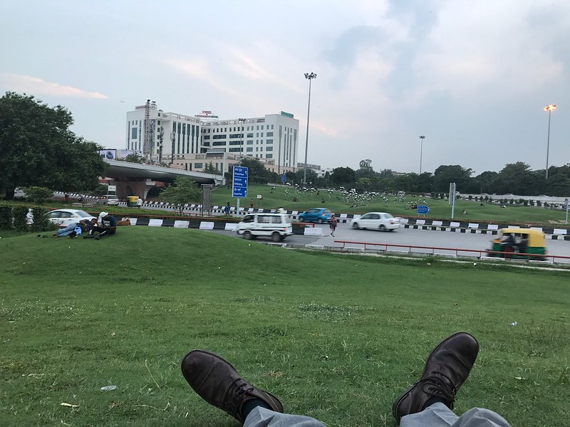 City Hangout - Sperm Park, AIIMS Flyover