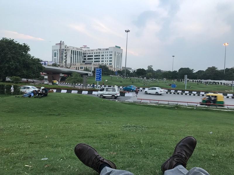 City Hangout - Sperm Park, AIIMS Flyover