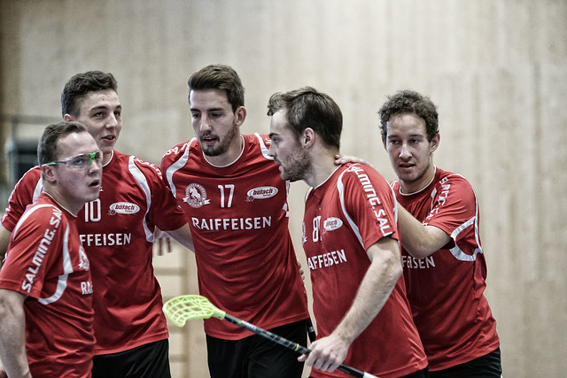 Bülach Floorball vs. UHC Zuger Highlands (23.09.2017)