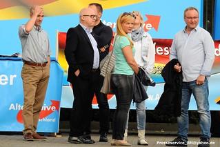 2017.08.22 Burg bei Magdeburg - AfD Bundestagwahl Kundgebung (1)