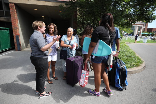 Move-In Weekend 2017