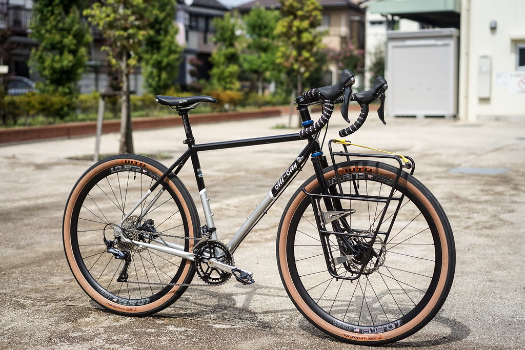 *ALL CITY* space horse disc complete bike