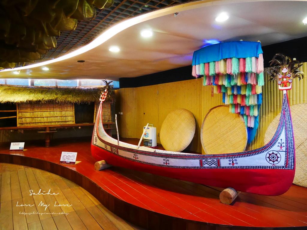 基隆一日遊免費景點推薦基隆市原住民文化會館 (6)