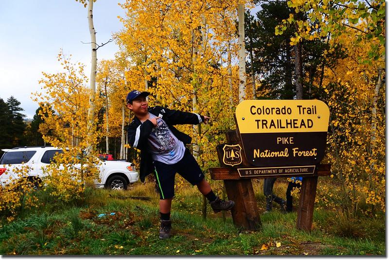Colorado Trailhead at Kenosha Pass (2)
