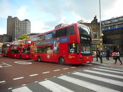 central london bus routes