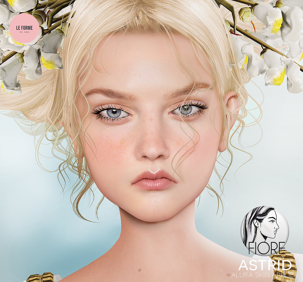 Astrid Skin Applier for Fiore@We Love Roleplay | 2 tones ...