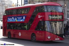Wrightbus NRM NBFL - LTZ 1277 - LT277 - Marylebone 453 - Go Ahead London - London 2017 - Steven Gray - IMG_5850