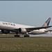 N77019 Boeing 777-224ER United Airlines