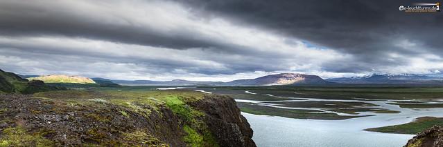 Þjórsádalur