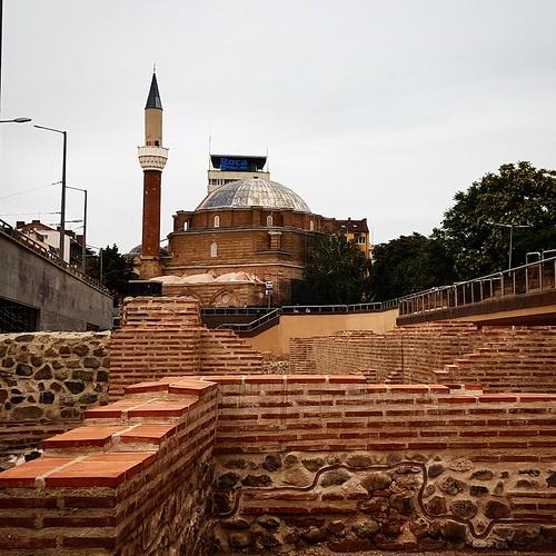 Serdika e moschea, Sofia