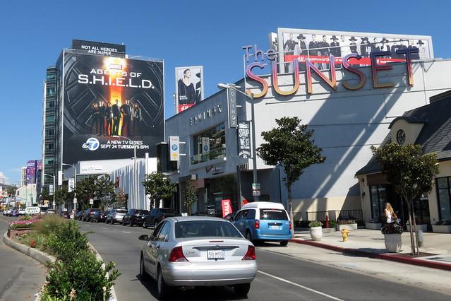Blog: Sunset Millennium - Current Strip