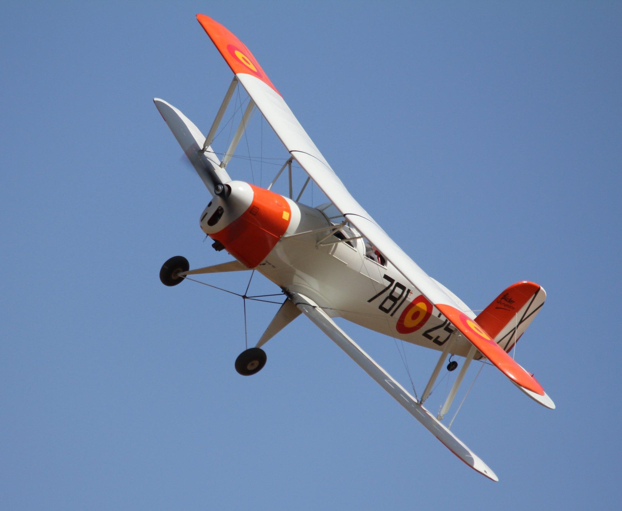 La Patrulla de Aeromodelismo