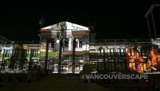 Vancouver Facade Festival-Day 1-5