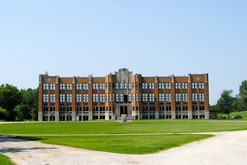 Former Salvatorian Seminary - St Nazianz, Wisconsin