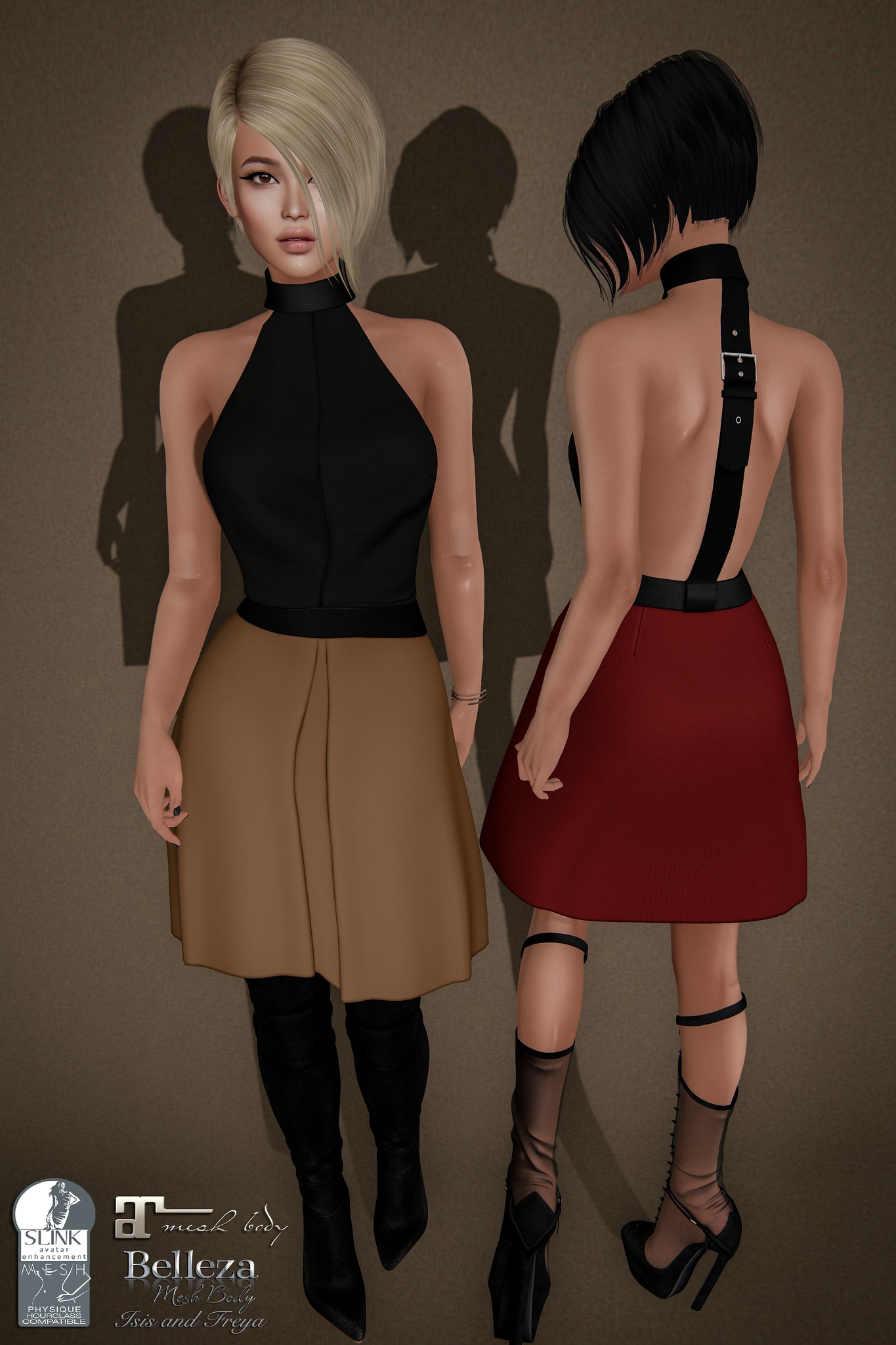 Amber dress for Fifty Linden Friday.