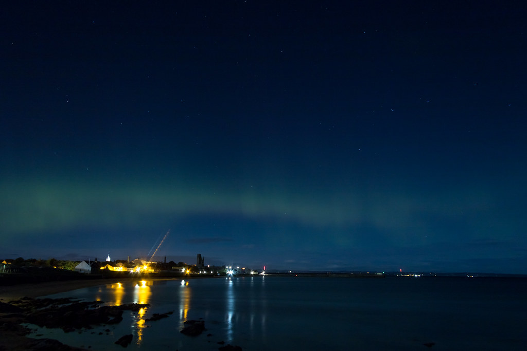 Aurora Over St Andrews