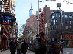 Tribeca streetshot