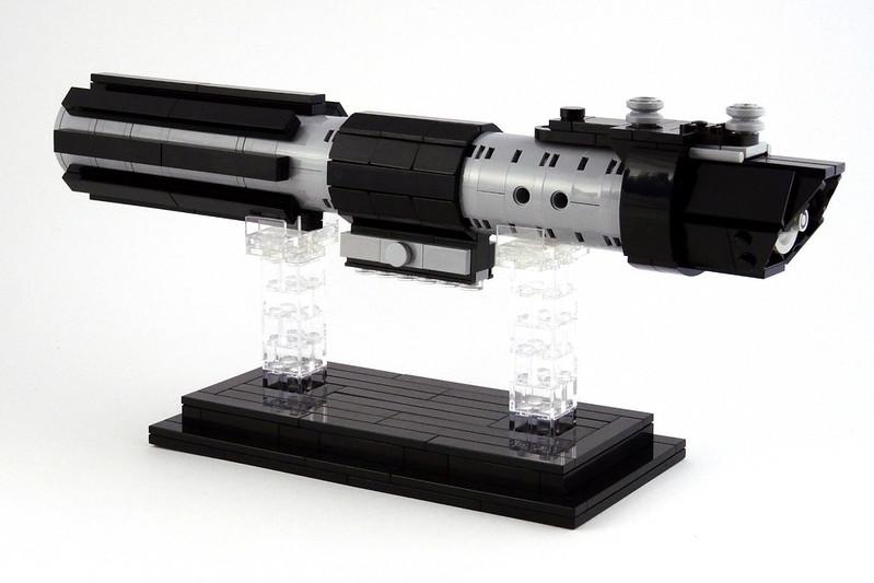Darth Vader's LEGO Lightsaber