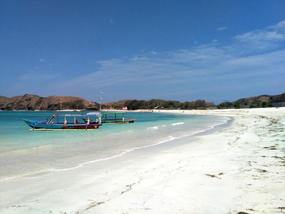 Tajung Aan paradise beach