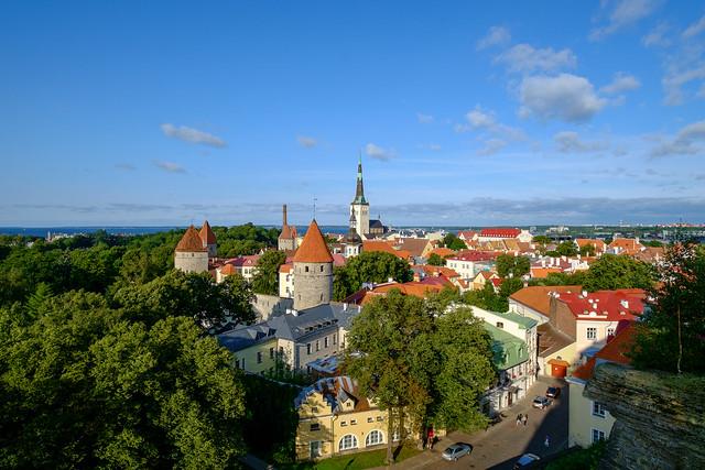 Tallinn August 2017
