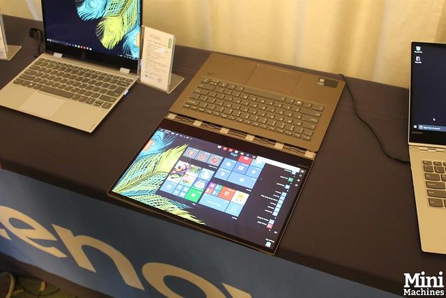 IFA 2017 - Lenovo Yoga 920 - 18