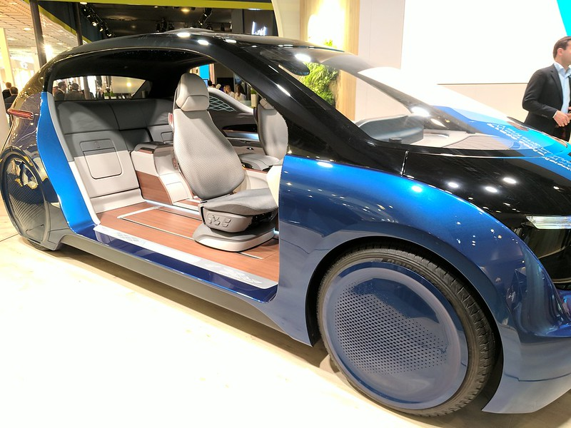 Future Car Concept (IAA)