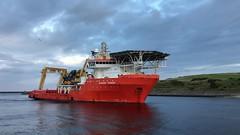 Normand Pioneer - Aberdeen Harbour 14/9/17