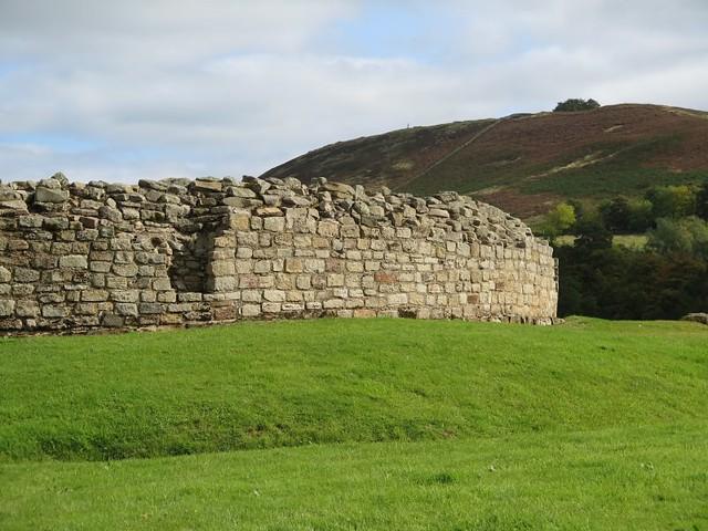 Fort corner