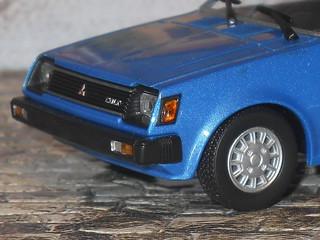 Mitsubishi Colt - 1978