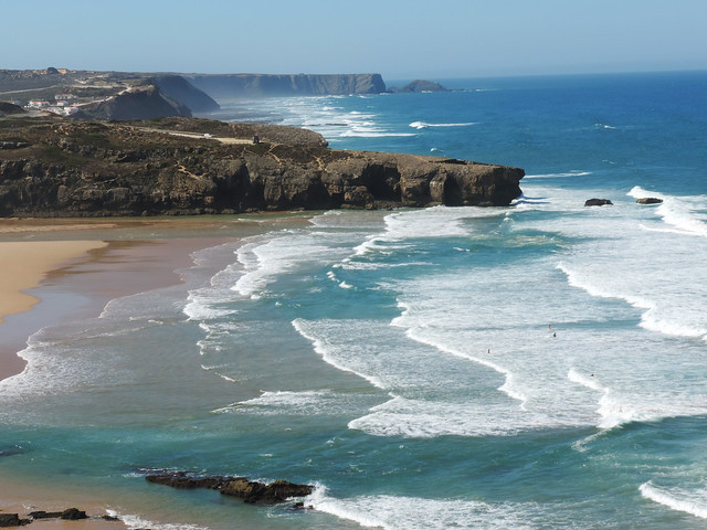 Coastal Hikes: Praia da Amoreira, Portugal