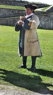 Bastion Reenactor male