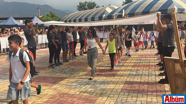 Bahçeşehir'den görkemli tören-3