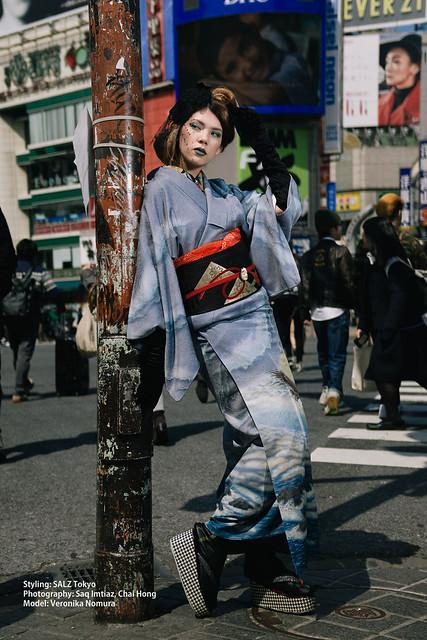 SALZ Tokyo x Saq Imtiaz