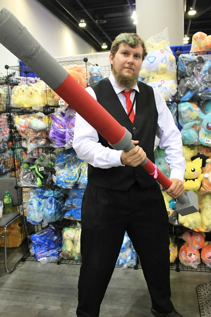 Junior (RWBY) Cosplay, Canon EOS REBEL T3I, Canon EF-S 18-55mm f/3.5-5.6 IS II